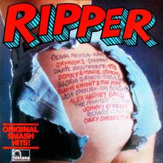 Ripper (75) - Front Cover