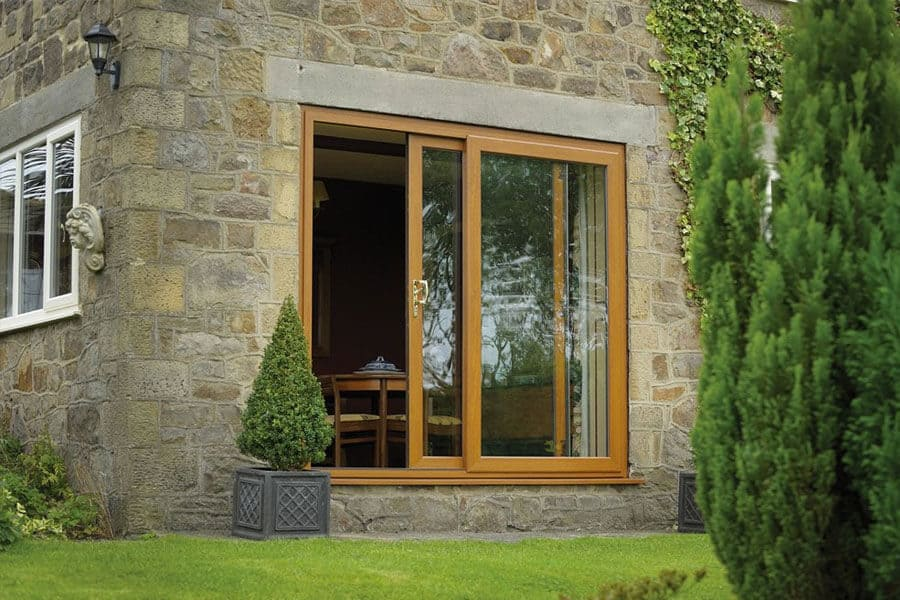 uPVC Sliding Patio Doors in Cheddar & Somerset