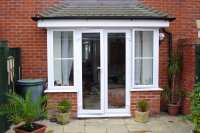 uPVC French Doors in Cheddar & Somerset | Majestic Designs