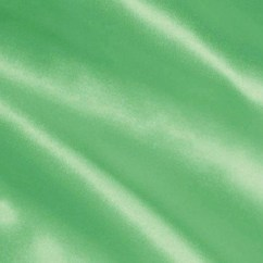 Chair Covers And Sashes Floor High 9.14m Pastel Green Satin Continuous Seamless Fabric Roll 140cm Wide Hot Cut Edge