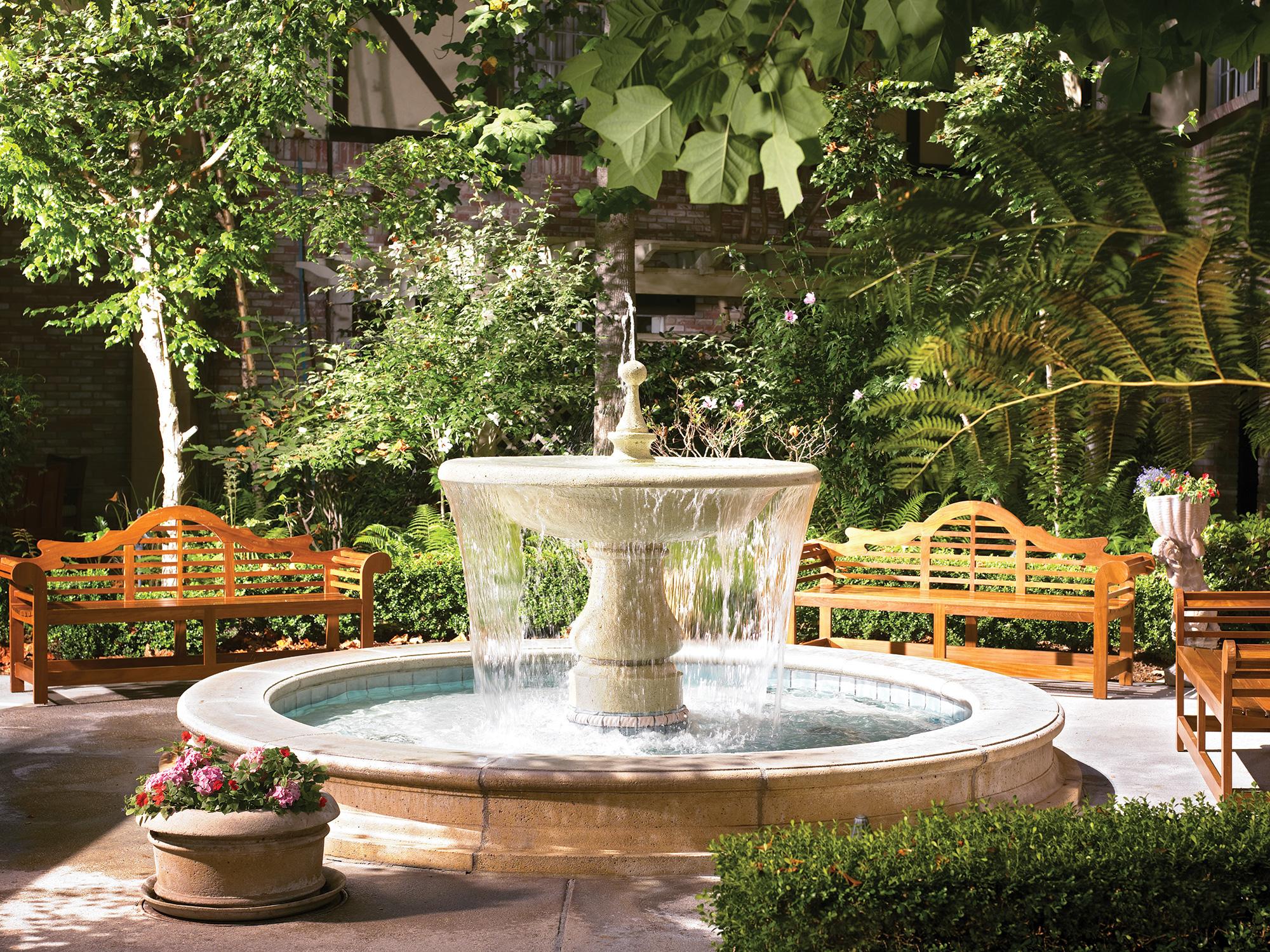 Hotel - Anaheim Majestic Garden