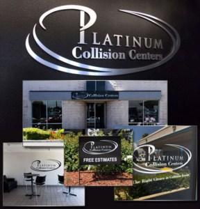 Platinum Collision Centers