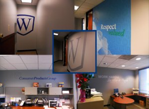 Windsor Foods Wall Graphics