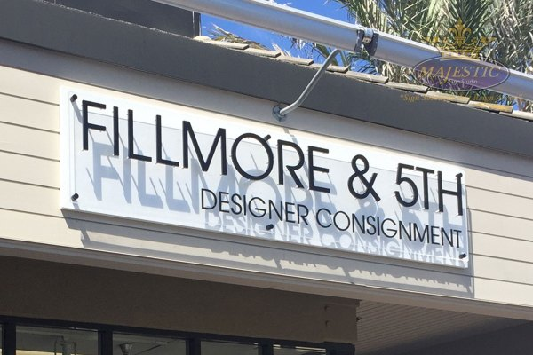 Building Signs - Business Store Retail -outdoor