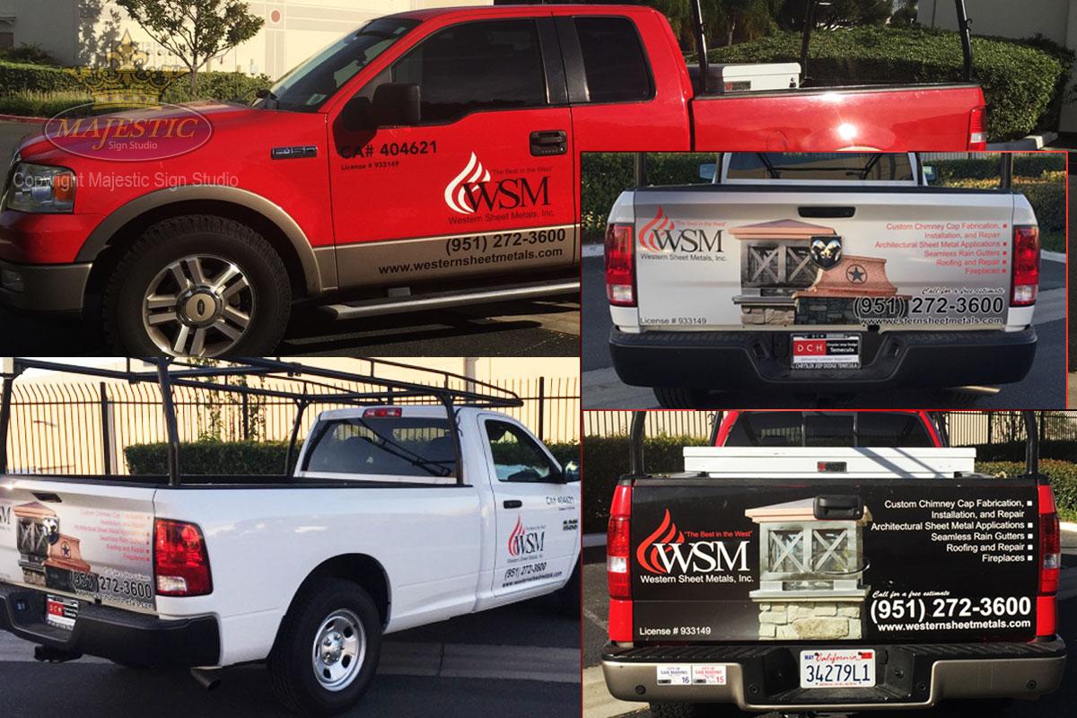 Truck Advertising Wraps Trailer Wraps Amp Graphics