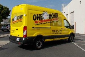 Vehicle Wraps & Fleet Wraps