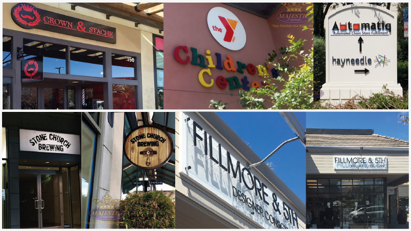 Which Types of Outdoor Signage are Best for Your Business?
