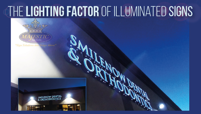 Illuminated Business Signs