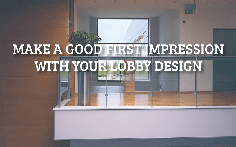 Lobby Design Ideas