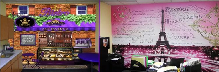 Transform Your Workspace With Custom Wall Graphics