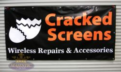 Cracked Screens - Banner