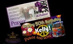 Family Event - Personalized Banners