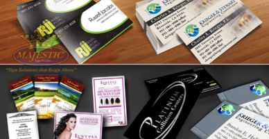 Business Cards Design - Various