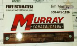 Murray Construction Graphic Logo