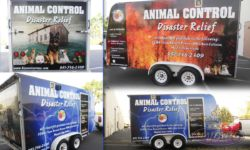 Full Wraps for Trailers - Animal Control, Corona