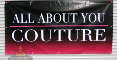 All About You Couture - Banner