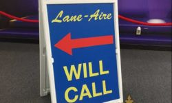 Lane Aire Manufacturing A-Frame Signs