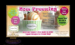 Creamistry - Banner