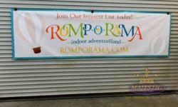 Romporama Coming Soon - Banner