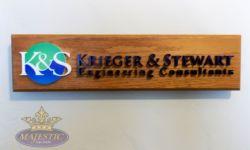 Krieger & Stewart