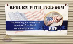 Return with Freedom banner