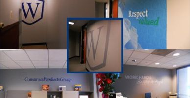 Majestic Sign Studio | Windsor Foods Wall Graphics