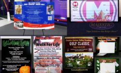 Event Posters and Signs
