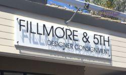 Retail Sign - Orange County