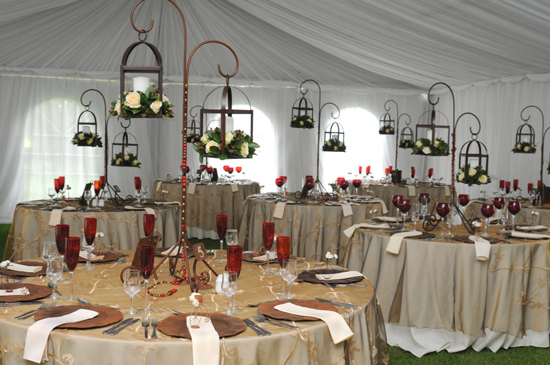 Hartbeespoort Wedding Decor Hire