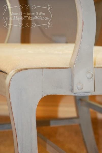 Arm chair legs