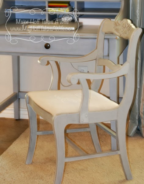 Ballard dining chair knock off