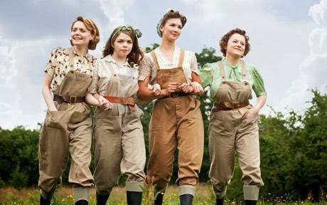 Land girls ww2 period drama