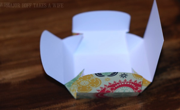 How to fold the Extra Chewing gum gift box