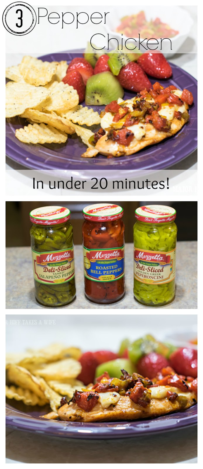 Holiday Memories with Mezzetta! These easy lunch or dinner will have you sailing through the holidays. Casual enough for everyday, but colorful enough for a holiday feast! Features 3 different peppers and packs a flavorful punch! All in less than 20 minutes! There is also a coupon for Mezzetta products as well as a chance to win 1 of 31 Holiday Gift Baskets! #MezzettaMemories #SharingJoy