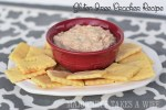 Homemade gluten free crackers recipe.