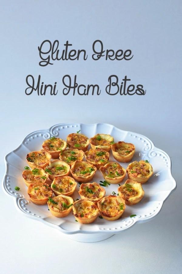 Gluten Free Mini Ham Bites