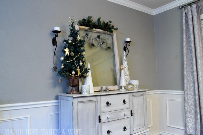 Noel Christmas Dining Room