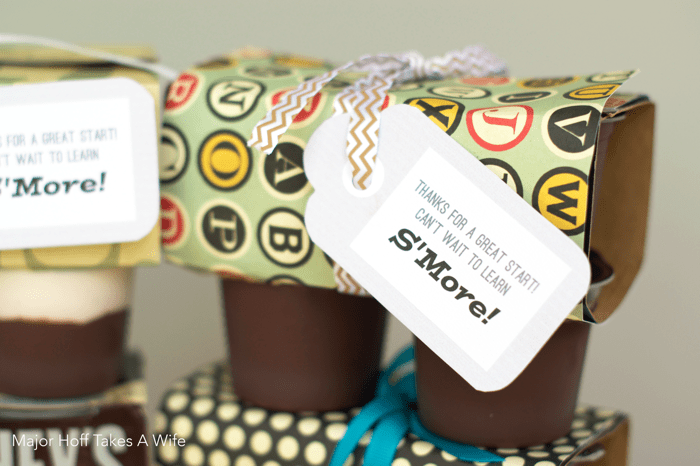Can't wait to learn s'more! Free Printable Tag