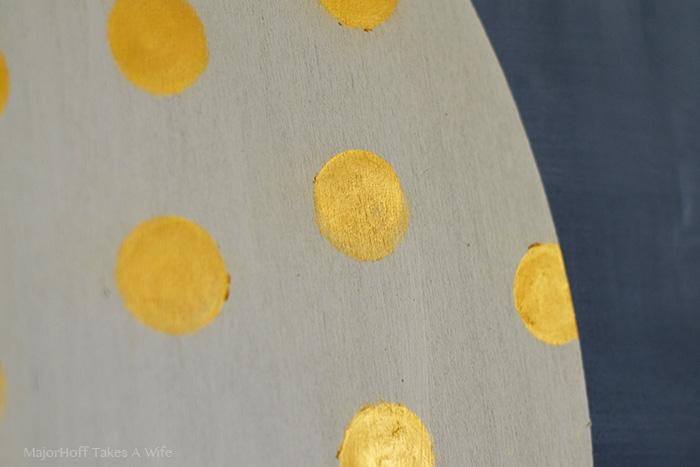 DecoArt Metallic Lustre in orange flicker
