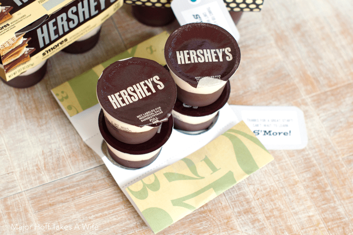 Hershey's S'more Pudding Cups