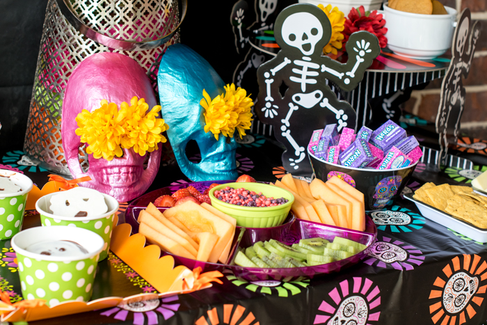 Nestle Nerds for Dia de los Muertos