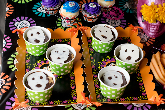 Sugar Skull trifle