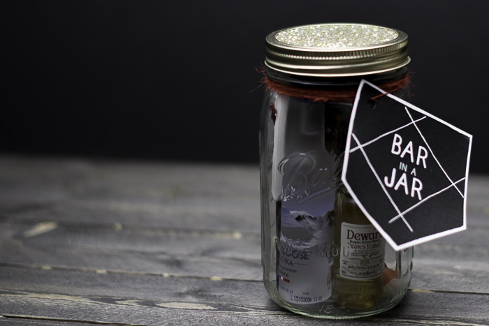 Bar In A Jar Gift Idea Major Hoff Takes A Wife Family Recipes Travel Inspiration