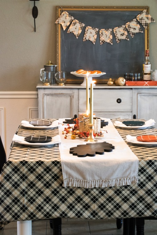 Plaid Thanksgiving