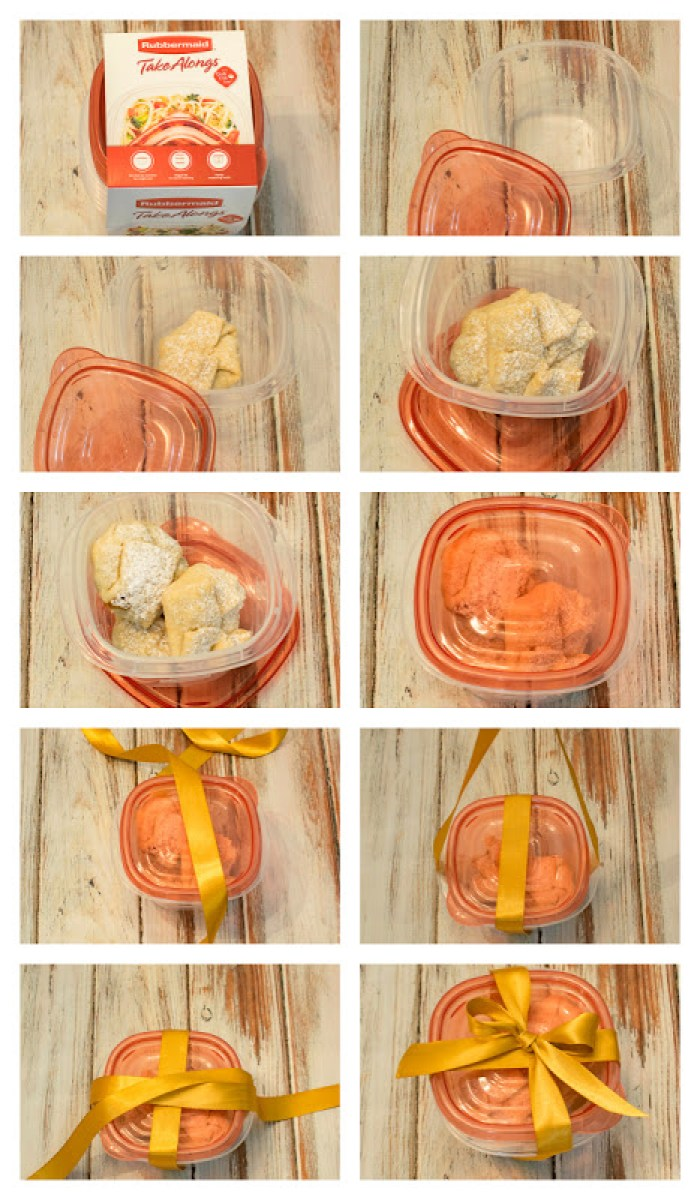 Rubbermaid Takealongs for holiday giving
