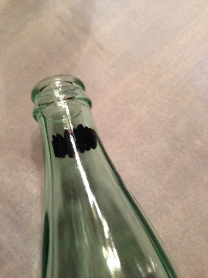 remove date from coke bottle.JPG