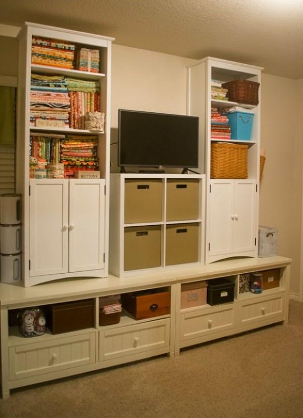 Craft room sewing studio 3
