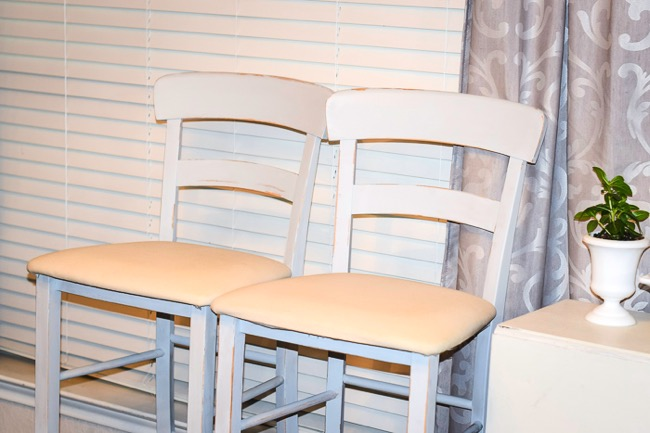 Modern Country Barstools 1