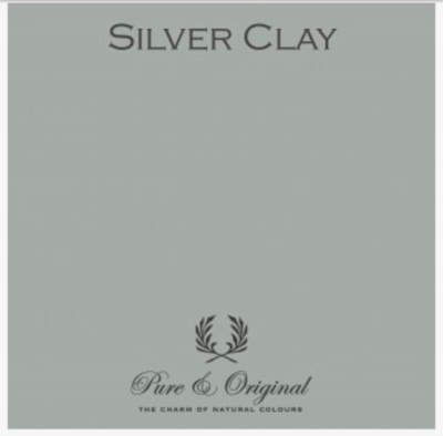 Silver Clay Pure & Orginal