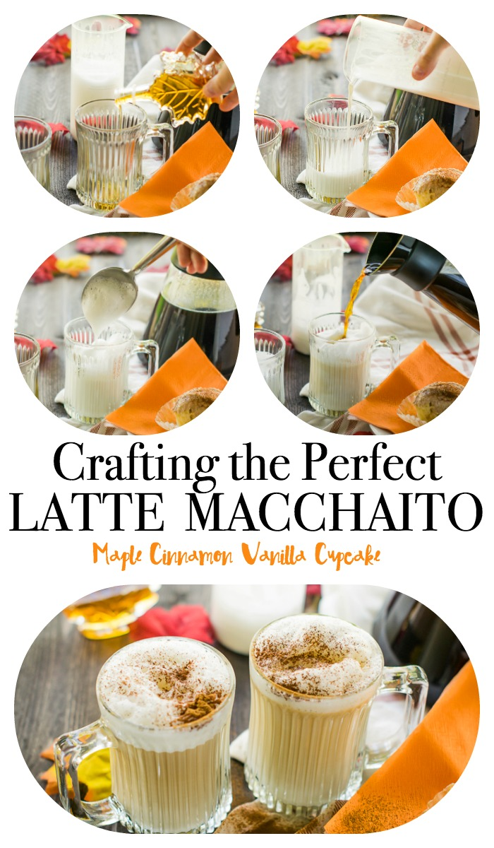 Move over pumpkin spice, a maple latte is the new fall favorite! This step by step tutorial will show you how to make the perfect autumn latte! Wanted to know how to make a macchiato? You'll learn that too. It's the perfect macchiato vs latte showdown for all coffee lovers! Skip the Starbucks and learn how to do it yourself today!  via @mrsmajorhoff